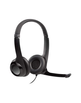 Logitech H390 with Noise-Canceling Mic USB Headset
