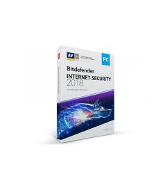 BITDEFENDER 1USER INTERNET SECURITY 2018