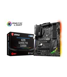 MSI H370 Gaming Pro Carbon DDR4 8th Gen Motherboard