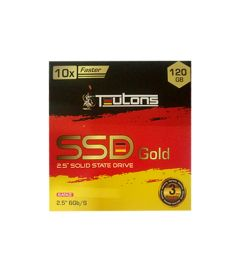 TEUTONS SSD GOLD 120GB 2.5 HARD DISK