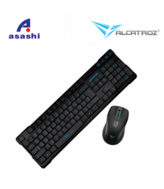 ALCATROZ AIR 1000 WIRELESS COMB KEYBOARD & MOUSE