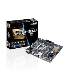 ASUS H110M-A/M.2 HDMI 6th/ 7th Gen MOTHER BOARD