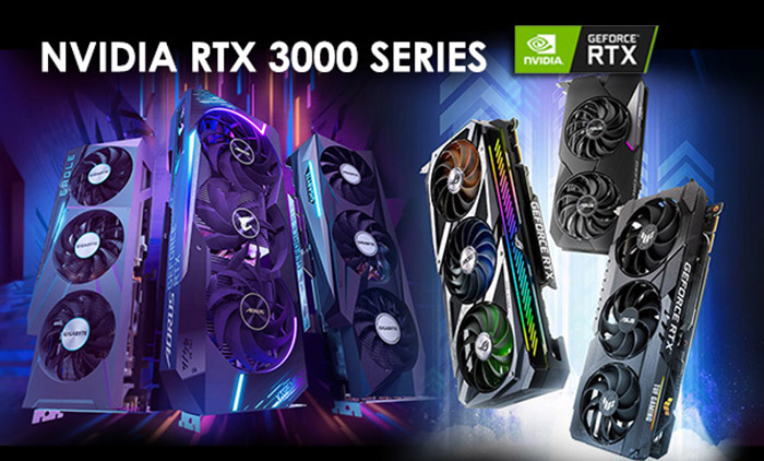 Nvidia RTX 30 series; RTX 3070, RTX 3080 & RTX 3090 graphics cards